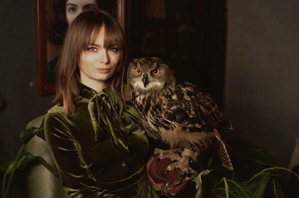 Aneta Korycińska fot.Sylwia Nowicka