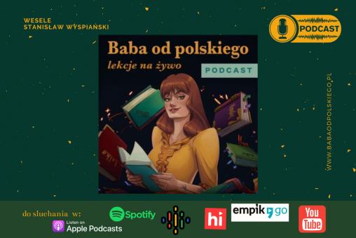 podcast - baba od polskiego - lekcje na żywo