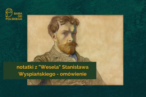 wyspiański wesele baba od polskiego